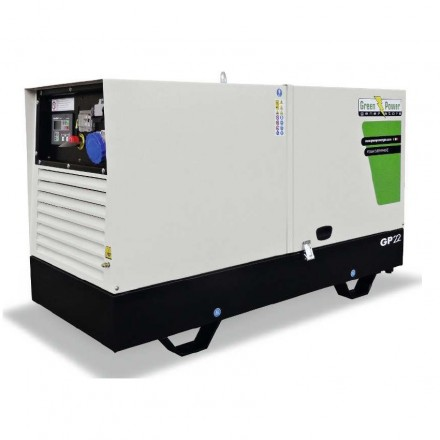 GENERATOR CURENT DIESEL PERKINS GP22 SHPW-N-C MANUAL