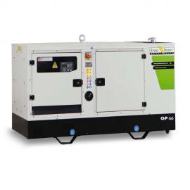 Generator curent diesel Kohler GP66 AK-N manual