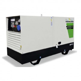 Generator curent diesel Kohler GP33 SHK manual