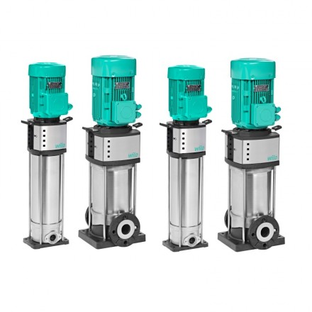 Pompa multietajata WILO Helix V 214-2-25-V-K-S PN 25
